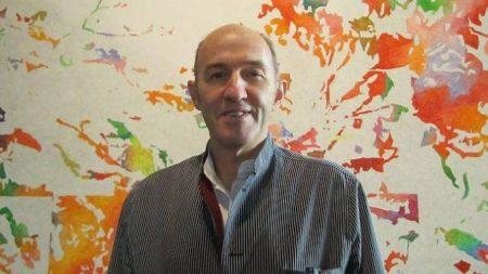 Le peintre aquarelliste Jean-Paul Agosti